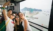 Sun World Halong Complex giảm 50% giá vé cáp treo Nữ Hoàng