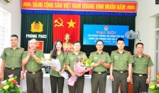 Chi đoàn Phòng PA02 - CATP:  40 cán bộ, đoàn viên được các cấp khen thưởng