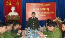 Đảng bộ Công an quận Lê Chân:  Sáng tạo, hiệu quả trong thực hiện Chỉ thị 05-CT/TW