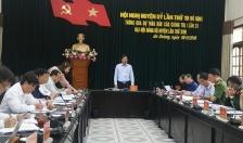 Huyện ủy An Dương: Xây dựng 17 chỉ tiêu, nhóm chỉ tiêu thực hiện Đảng hội Đảng bộ huyện lần thứ 18, nhiệm kỳ 2020-2025