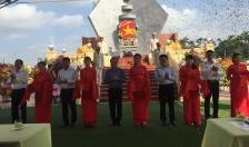 Thị trấn An Dương (An Dương):   Đưa công trình nghĩa trang liệt sỹ thị trấn An Dương vào sử dụng