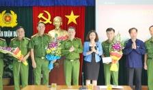 CATP khen thưởng CAQ Đồ Sơn
