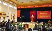 CATP lắng nghe ý kiến nhân dân tại xã Đồng Thái (An Dương)