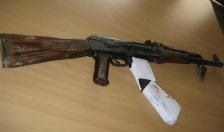 Kế hoạch bất thành của toán cướp có súng AK