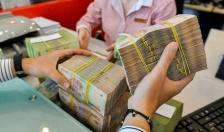 Tổng dư nợ cho vay tăng 14,08%