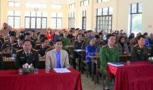 CATP lắng nghe ý kiến nhân dân tại quận Đồ Sơn