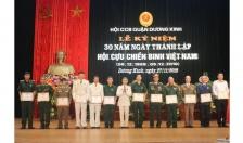 Hội CCB quận Dương Kinh đóng góp tích cực trong cộng đồng