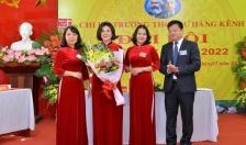 Chi bộ Trường THCS Dư Hàng Kênh (Lê Chân): Đại hội điểm nhiệm kỳ 2020 – 2022