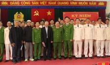 Phòng PK02 – CATP: Gặp mặt kỷ niệm 60 năm Ngày Truyền thống Lực lượng Quản lý, huấn luyện & sử dụng động vật nghiệp vụ