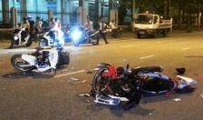 Gây tai nạn vì không chú ý quan sát