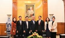 Thẩm định Vịnh Lan Hạ trở thành thành viên Hiệp hội các Vịnh đẹp nhất thế giới