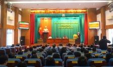 Quận Ngô Quyền khai mạc HĐND quận khóa XVIII