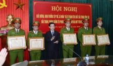 Phòng CSĐT tội phạm về ma túy, Công an tỉnh Nam Định: Phá 3 chuyên án, 2 đường dây mua bán, vận chuyển ma túy