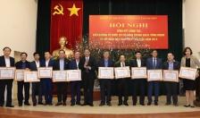 Đảng ủy khối các cơ quan thành phố:  Biểu dương, khen thưởng 26 tổ chức Đảng hoàn thành xuất sắc nhiệm vụ