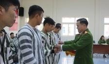 62 phạm nhân được giảm thời hạn chấp hành án phạt tù đợt Tết Nguyên đán Canh Tý 2020