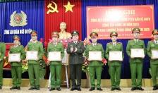 Công an quận Ngô Quyền: Giữ bình yên cho nhân dân vui Xuân, đón Tết