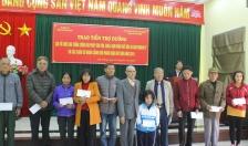 Hội nạn nhân chất độc da cam/ dioxin Hải Phòng: Trao trợ dưỡng 31 con cháu nạn nhân nhiễm chất độc da cam