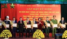 Quận Đồ Sơn: Biểu dương, khen thưởng nhiều tổ chức cơ sở Đảng, đảng viên tiêu biểu