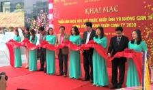 Quảng Ninh khai mạc Triển lãm sách, báo, mỹ thuật, nhiếp ảnh và không gian Tết Việt