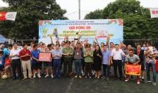 Giải bóng đá vô địch các CLB thành phố Cúp Báo An ninh Hải Phòng - Nhựa Tiền Phong: Một thương hiệu trong đời sống bóng đá đất Cảng