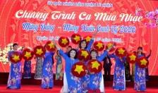 Quận Lê Chân:  Chương trình ca múa nhạc mừng Đảng- mừng xuân Canh Tý 2020