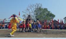Hội Vật cầu Kim Sơn: Nơi lưu giữ tinh thần thượng võ và yêu nước