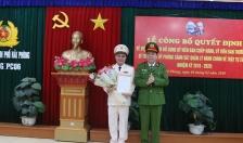 Thượng tá Trịnh Tuấn Anh giữ chức Bí thư Đảng ủy phòng PC06