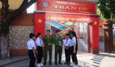 Đoàn phường Văn Đẩu, Kiến An: Xung kích bảo vệ ANCT, TTATXH
