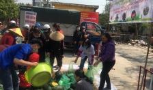 Đoàn phường Thượng Lý (Hồng Bàng): Chung tay giải cứu dưa hấu Gia Lai