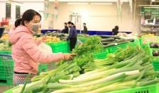Tổng mức lưu chuyển hàng hóa bán lẻ và doanh thu dịch vụ tăng 13,59%