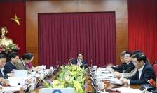 Ban Thường vụ Thành ủy cho ý kiến về chủ trương đầu tư một số dự án