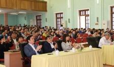 Tăng cường khối đại đoàn kết toàn dân tộc, xây dựng Đảng và hệ thống chính trị trong sạch, vững mạnh
