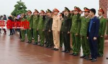 Khối Cảnh sát nhân dân: Siết chặt công tác quản lý cán bộ, chiến sỹ