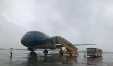 Sân bay Vân Đồn đón công dân Việt trở về từ Nhật Bản