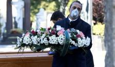 Thế giới  24h qua: Châu Âu bỏ xa thế giới về số ca nhiễm và tử vong