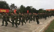 Tuổi trẻ Bộ Chỉ huy Quân sự thành phố: Xung kích xây dựng đơn vị chính quy, xanh – sạch – đẹp
