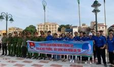 Quận đoàn Hồng Bàng: Xung kích tham gia đảm bảo TTATGT