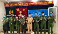 Chi đoàn Cảnh sát PCCC và CNCH - CAQ Hải An: Ra mắt công trình 'Nhà xe chữa cháy thanh niên tự quản'