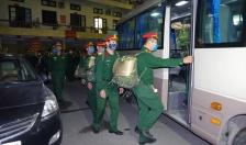 Bộ Chỉ huy Quân sự thành phố: Điều động 200 sĩ quan, quân nhân chuyên nghiệp tham gia các chốt kiểm soát dịch bệnh Covid-19