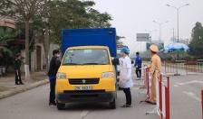 Quận Đồ Sơn: Kiểm soát chặt chẽ các phương tiện ra vào địa bàn