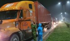 Quận Lê Chân: Mọi người dân ra đường sau 22h đều được kiểm soát y tế