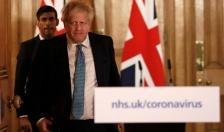 Dịch viêm đường hô hấp cấp COVID-19: Thủ tướng Anh được hỗ trợ thở oxy