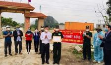 Huyện Thủy Nguyên khen thưởng các tổ kiểm soát trong công tác phòng chống dịch