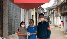 Hội LHPN quận Lê Chân:  Chung tay cùng cộng đồng phòng chống đại dịch Covid -19