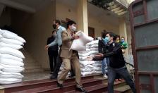 Quận Đồ Sơn: Vận động các doanh nghiệp ủng hộ 6,2 tấn gạo tặng các gia đình có hoàn cảnh khó khăn