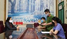 Xử phạt 1 trường hợp đăng tin sai sự thật trên mạng xã hội tại huyện Tiên Lãng