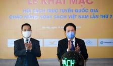 Tng cng các hot ng hng ng Ngày Sách Vit Nam nm 2020 trên a bàn thành ph