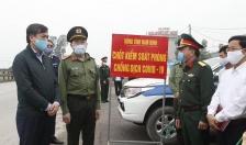 Công an tỉnh Nam Định: Giữ vững an ninh trật tự, không xảy ra đột xuất bất ngờ