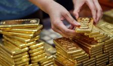 3.781 lượng vàng được giao dịch trong tháng 4