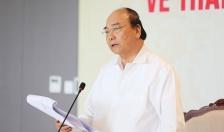 Thủ tướng Chính phủ Nguyễn Xuân Phúc thăm và làm việc tại Quảng Ninh